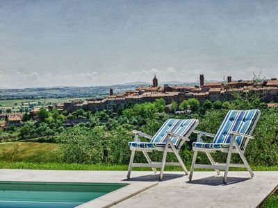 Photo for 6BR Villa Vacation Rental in Siena Area, Tuscany