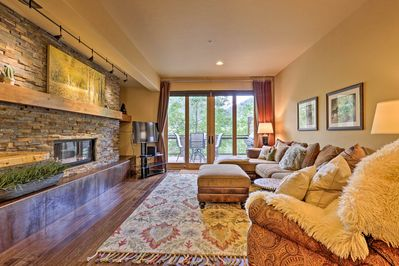 Escape to the Rocky Mountains and enjoy this 1-bedroom, 1-bath vacation rental!