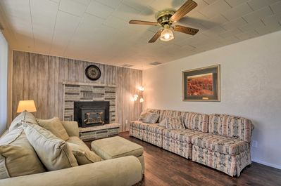 Explore southern Utah's greatest attractions from this charming vacation rental!