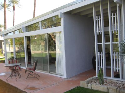 Photo for LIZ PARTIED HERE;  A Period Producer's Bungalow in Rancho Mirage The Real Dea