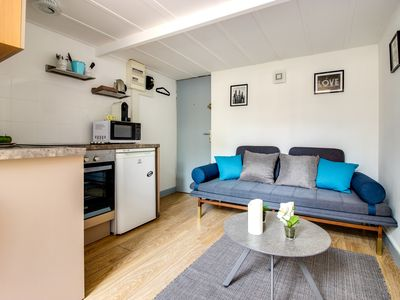 Photo for 1BR Apartment Vacation Rental in Lyon