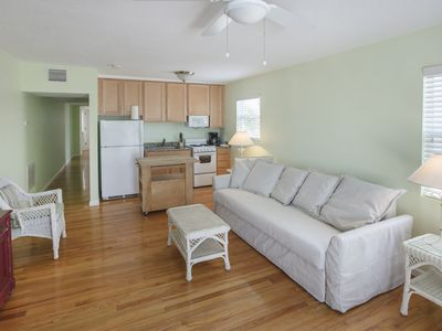 Photo for Gulf front 2 Bedroom Apt in Historic Pass-a-Grille Beach -Pool