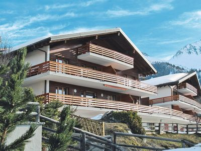 Photo for Apartment Ferienwohnung (VEB320) in Verbier - 4 persons, 1 bedrooms