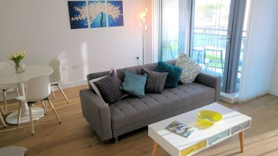 Photo for Modern serviced apartment in town centre