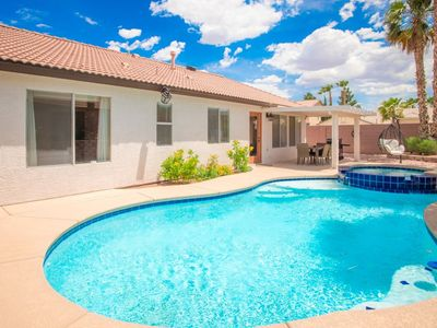 Photo for Las Vegas Living ★ 3 Bd Home w/Pool Table & Pool!