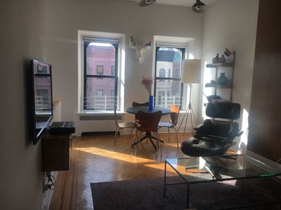 Photo for Spacious Apt in Best Prospect Hts/Park Slope Location. One Bedroom Modern Luxury