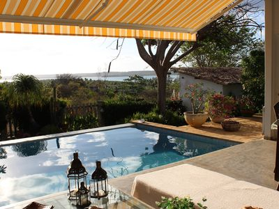 Photo for 3 Bedroom Villa With Private Pool, Tropical Garden, Great Views, Near Beaches