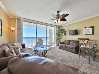Photo for GULF FRONT 4th Floor 1BR 1BA Condo @ The Majestic!!