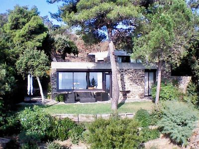 Photo for Experience between unspoilt nature and the Côte d'Azur, villa with amazing views