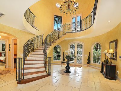 Photo for Stunning Las Olas Waterfront Mansion - Walk to Beach. Featured on TV