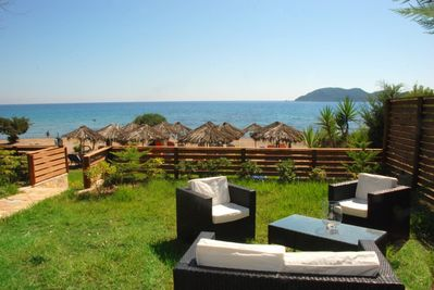 Seafront luxury villa - Higher prices