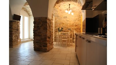 Photo for CANTINA Apartment at Il Vecchio Mulino Farmhouse