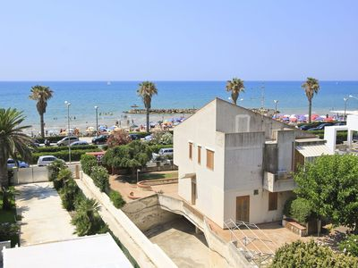 Photo for Oceano, apartment with sea view, about 50 m from the beach
