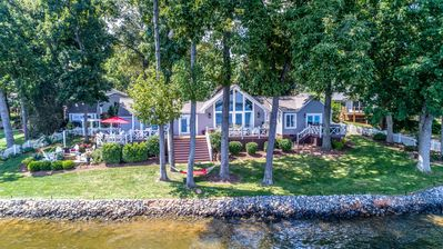 Photo for Sunrise Luxury Home on Lake Norman