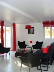 Photo for APARTMENT of STANDING 105m ² CLASS 3 * CENTER TOWN and LAC