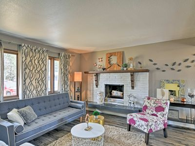 Photo for Charming Anchorage Townhome w/ Furnished Patio!