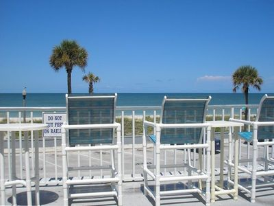 Photo for Pass-a-Grille Beach  winter getaway...with Awesome Sunsets