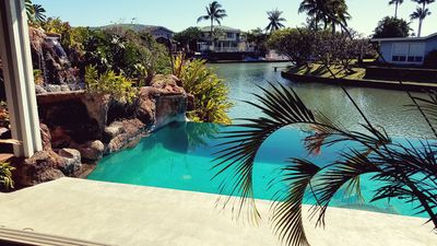 Photo for Hawaii Kai Marina Paradise Master 4 bedroom 3 bath