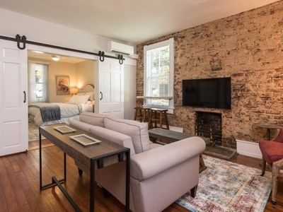 Photo for French Cottage Apartment | One of Seven Individually Designed Units in The Belmont Farmhouse