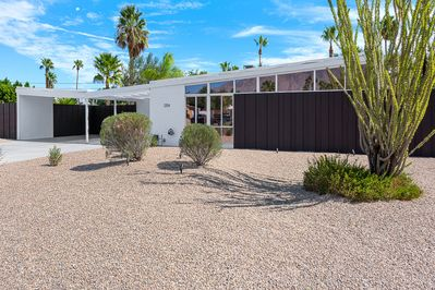 Mid-Century Alexander - Butterfly Roof