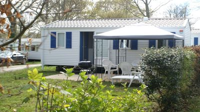 Photo for Rent Mobil home 4 pers in BENODET in the camp-site 5 * of the Port de Plaisance