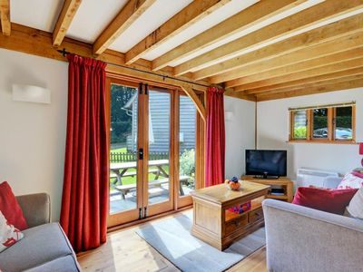 Photo for Modern, comfortable holiday home in a small holiday park