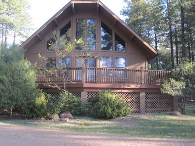 Photo for Spacious retreat in the Tonto National Forest
