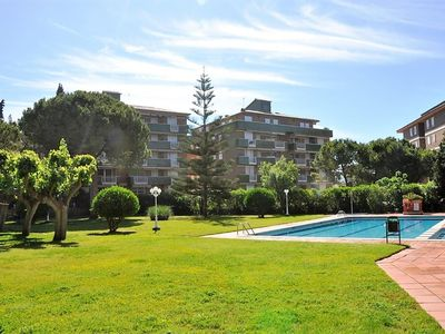 Photo for SUITUR APARTMENT WITH POOL AND TENNIS COURT