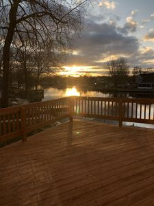 Photo for The Lily Pad @ Paw Paw Lake; remodeled; great for multiple families!
