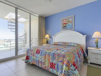 Photo for Tropical Treat Penthouse @ Destin West * Roof Top Hot Tub * Views of Bay & Gulf * FREE Fun Pass
