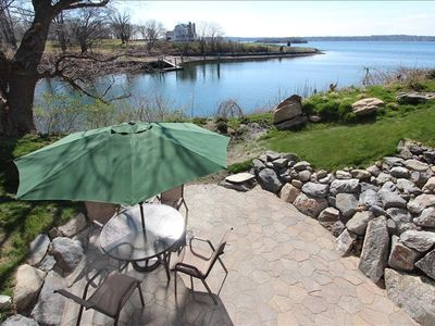 Photo for Waterfront Home on the Sakonnet - Convenient to Newport
