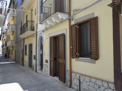 Photo for Taormina Mazzeo lovely furnished apartment 60 meters from the sea.