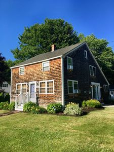 Photo for Charming Beach House With Pool, Near Camp Ellis & On Saco River