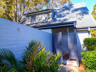 Photo for 9 Eucalypt Deluxe Resort Cottage situated in Rafffertys Resort