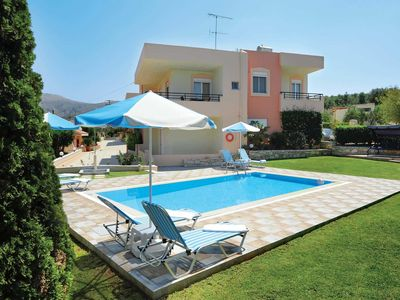 Photo for 3 bedroom Villa, sleeps 6 in Agios Dimitrios with Pool, Air Con and WiFi