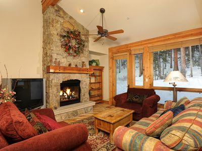 Photo for PREMIUM Private Townhome with Mountain-Inspired Decor and Great Views!