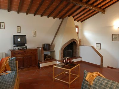 Photo for 3 bedroom Apartment, sleeps 8 in La Collina with Pool and WiFi