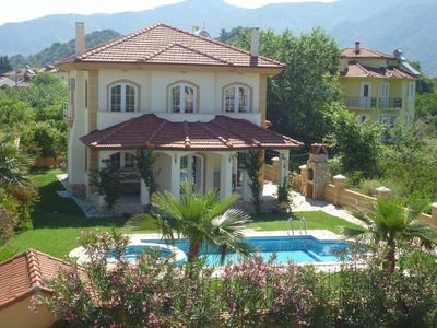 Photo for *New for 2019* A 'Home from Home' with pool in beautiful Dalyan, Turkey
