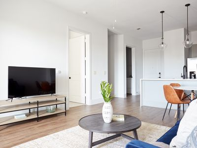 Photo for Sonder   The Hampstead   Gorgeous 1BR + Balcony