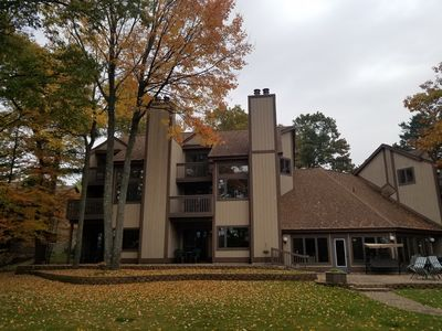 Photo for Updated Northwoods Condo - Prime Location on Lake Minocqua! - Close To Downtown