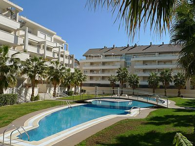Photo for Apartment Elegance in Dénia - 4 persons, 2 bedrooms