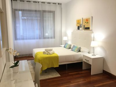 Photo for Lersundi by Forever Rentals. Central 1bedroom apartment with wifi. Ideal couples