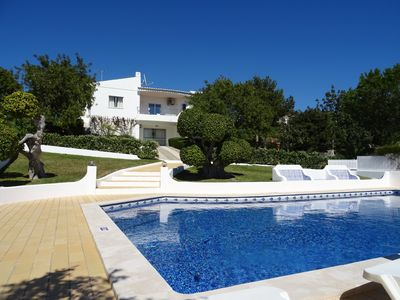 Photo for UP TO 20% OFF Villa Miramar, Amazing Sea view, private pool, AC, free wifi, Sat