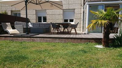 Photo for Apartment garden full center '' Chez ChaZz ''