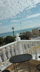 Photo for Huge semi-detached villa with a nice seaview. Ideal for a big or 2 families