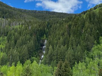 Pitkin Creek, Vail, Colorado, United States of America
