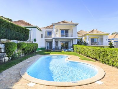 Photo for 3 Bedroom Apartment w/ Private Pool Quinta do Lago