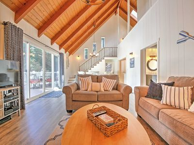 Photo for Lake Arrowhead Home- Steps to Lake-Pass Included!