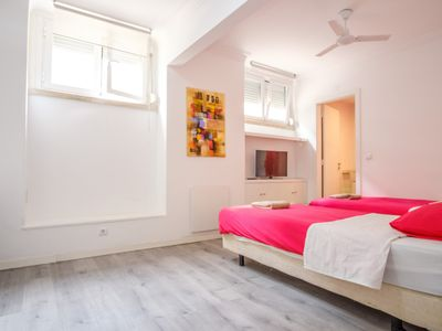 Photo for Tagus 5 Colors Suites - RED SUITE (Superior Twin Room) with private bathroom