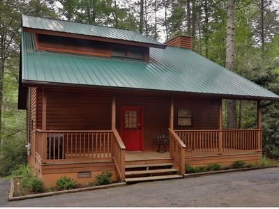 Photo for The Smoky Mountain Getaway of your dreams awaits you at Divine Escape.